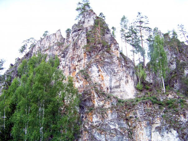 Со сплава от реки Койвы до Чусовой: Со сплава от реки Койвы до Чусовой (фотография №7)