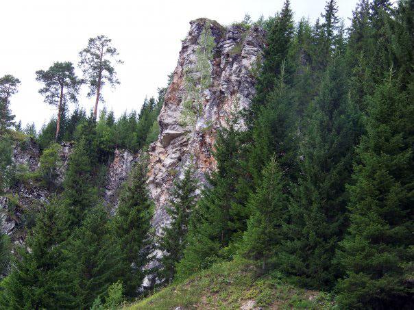 Со сплава от реки Койвы до Чусовой: Со сплава от реки Койвы до Чусовой (фотография №14)