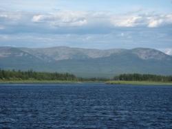 Река Лена весной. Якутия. | Фото 1