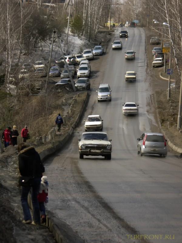 Восемь километров до Столбов: Восемь километров до Столбов (фотография №1)