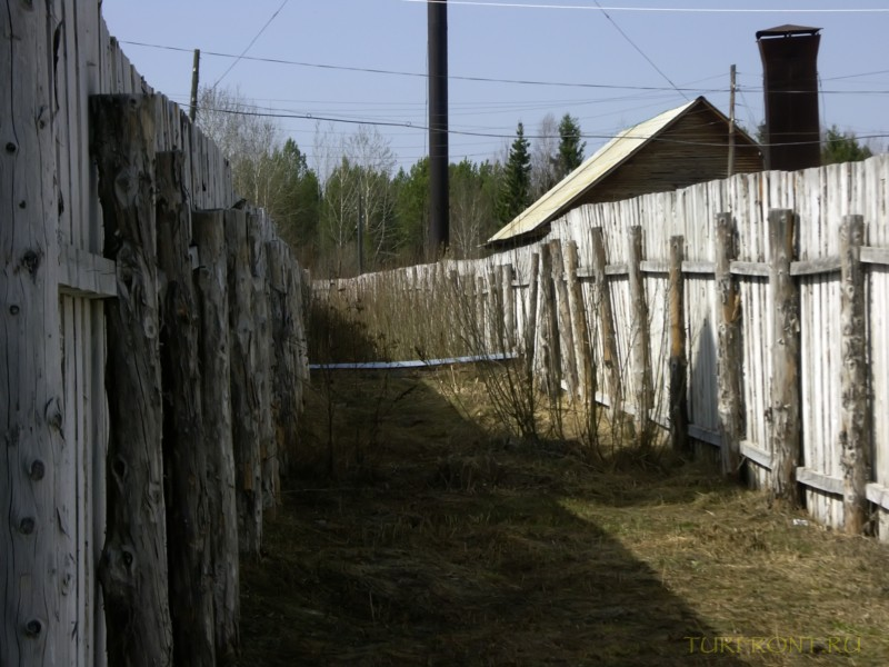Зона-музей Пермь-36: Зона-музей Пермь-36 (фотография №30)