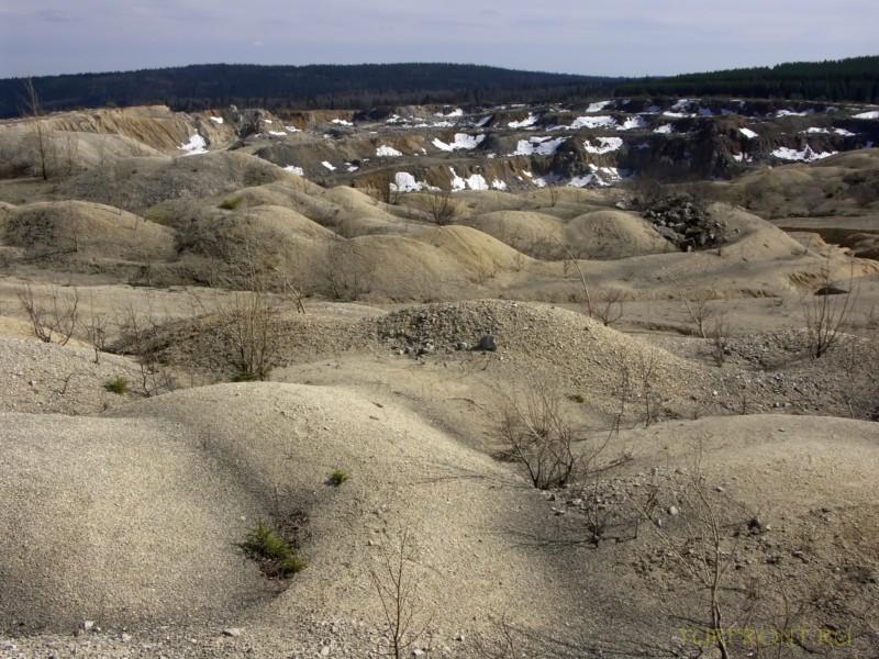 Каменный карьер города Чусовой: Каменный карьер города Чусовой (фотография №18)