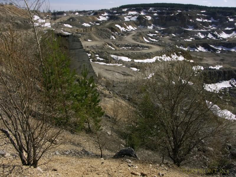Каменный карьер города Чусовой: Каменный карьер города Чусовой (фотография №34)