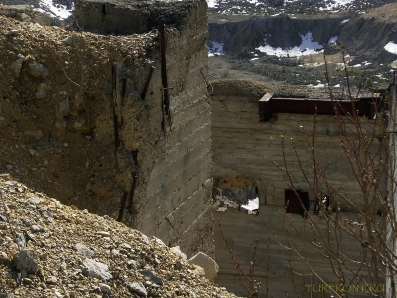 Каменный карьер города Чусовой: Каменный карьер города Чусовой (фотография №36)