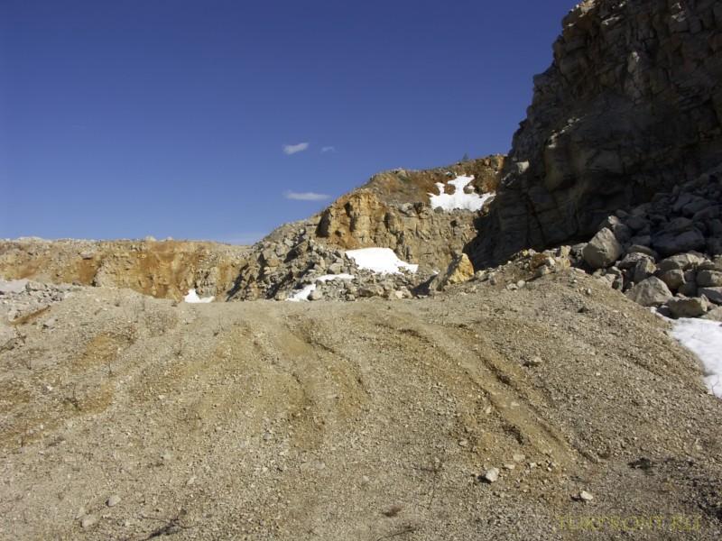 Каменный карьер города Чусовой: Каменный карьер города Чусовой (фотография №44)