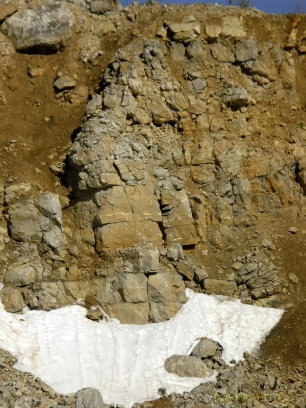 Каменный карьер города Чусовой: Каменный карьер города Чусовой (фотография №45)