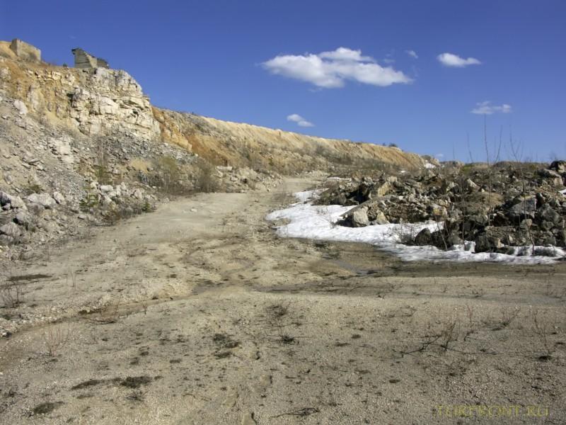 Каменный карьер города Чусовой: Каменный карьер города Чусовой (фотография №48)