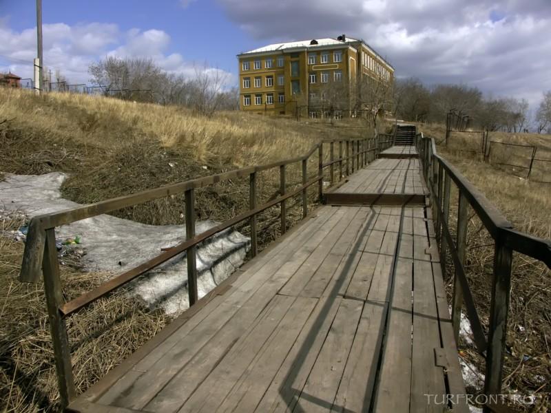 Три дня в Красноярске: Лестница на Караульную Гору. (фотография №29)