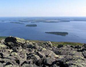 Панорама с видом на Ловозеро. | Фото 1