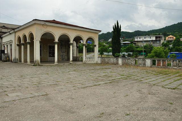 абхазия цандрипш фото поселка