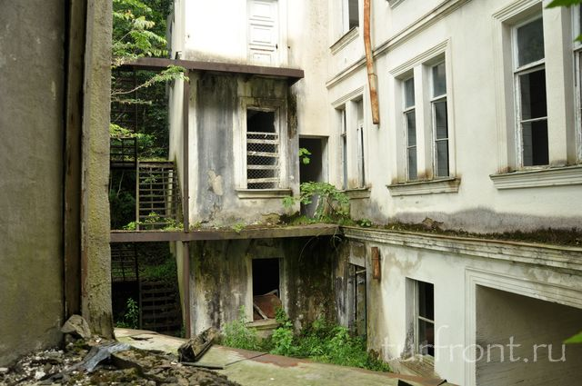 санаторий грузия в гаграх